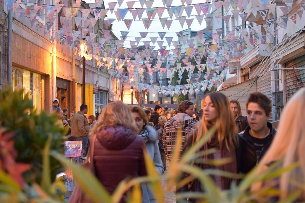 Улица Абаджийска със свой фестивал.