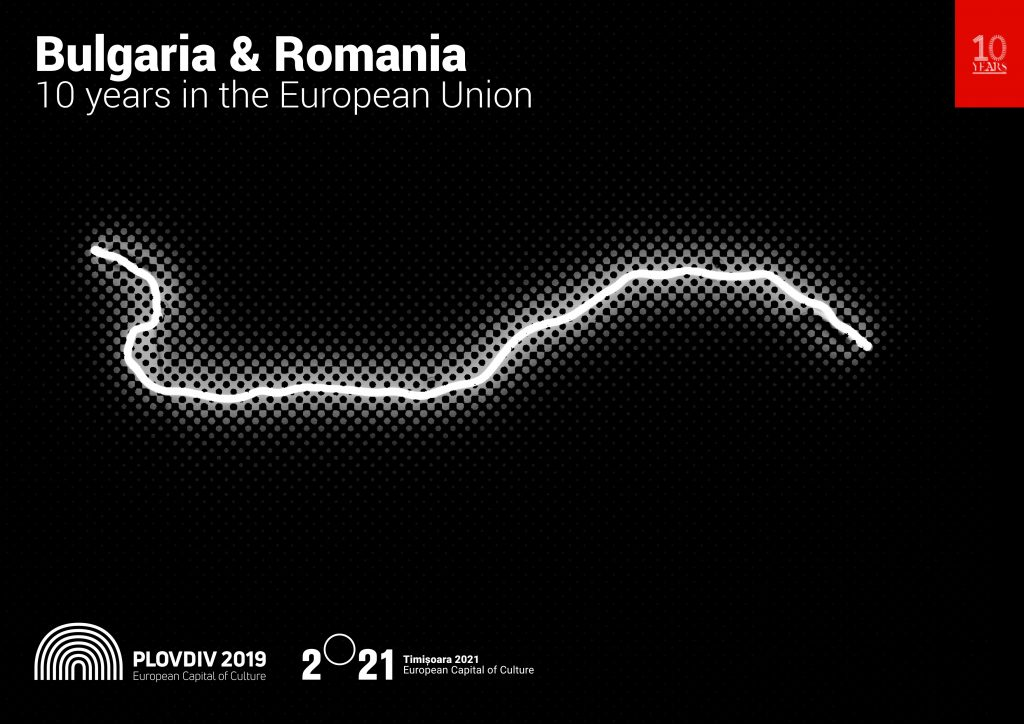 EXTENSIVE ANTHOLOGY FOR THE 10-YEAR ANNIVERSARY OF BULGARIA AND ROMANIA IN THE EU.