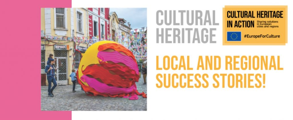 "KAPANA DISTRICT WAS CHOSEN FOR THE PRESTIGIOUS SELECTION ""CULTURAL HERITAGE IN ACTION"""